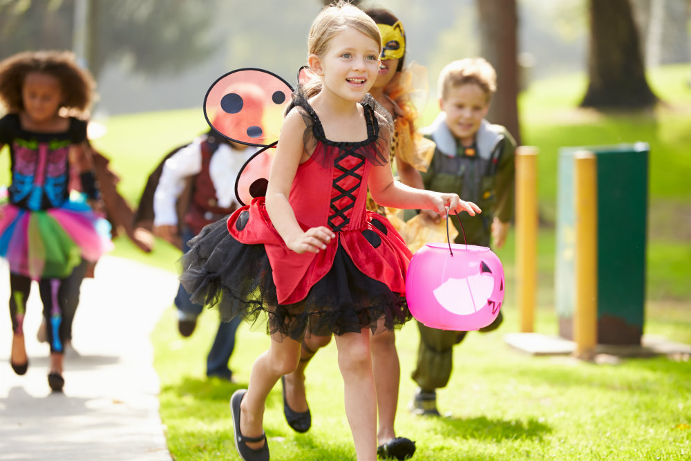 Trick or Treating and Marketing